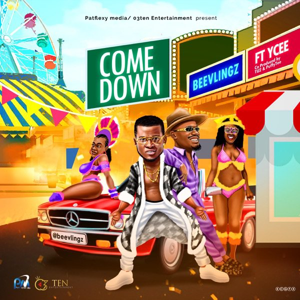 [Music] Beevlingz ft Ycee -- Come Down