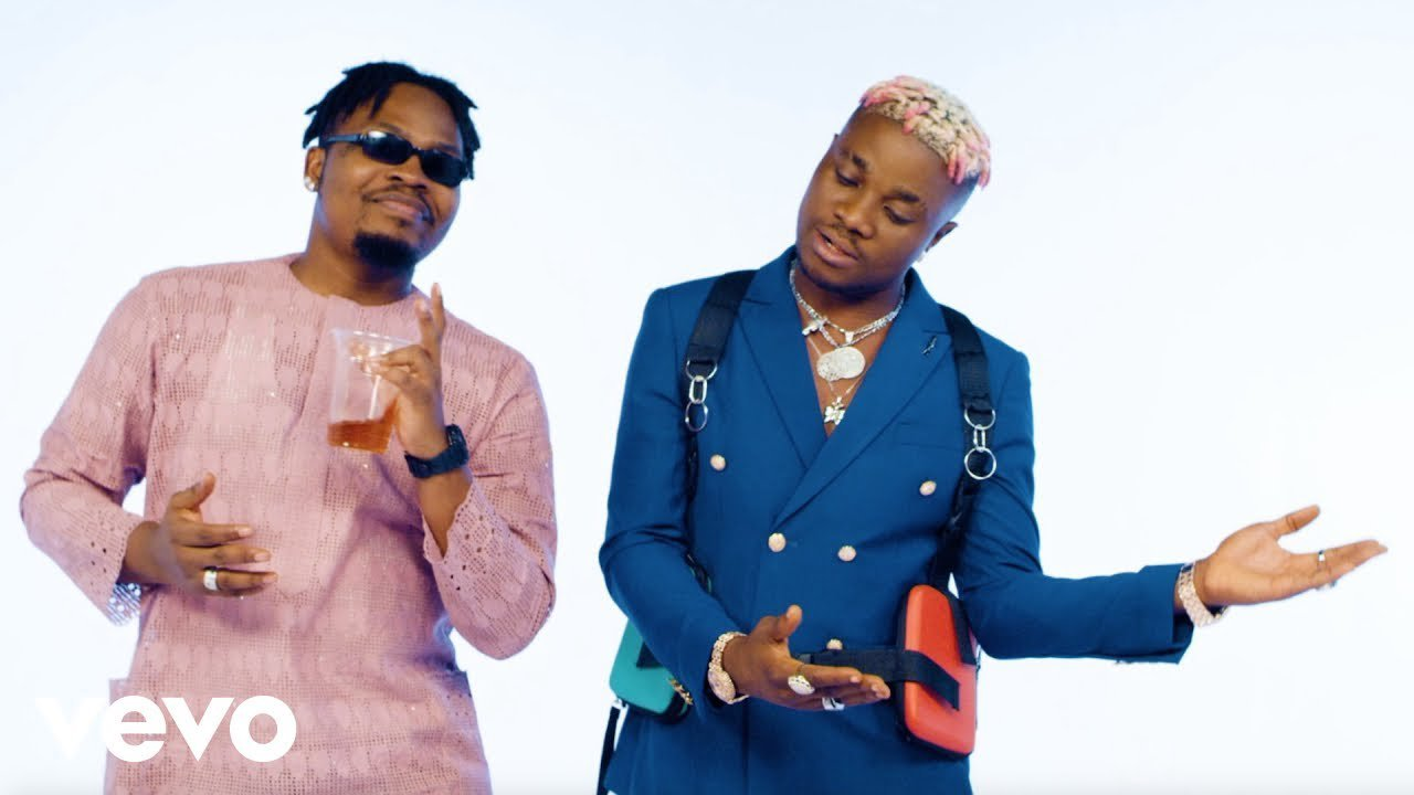 [Video] Danny S ft Olamide -- Waka Jeje Official Video