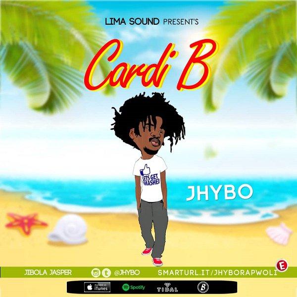 [Music] Jhybo -- Cardi B