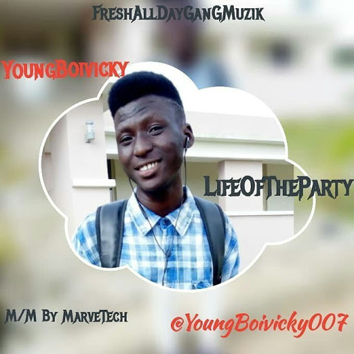 [Music] YoungBoiVicky - Life Of The Party
