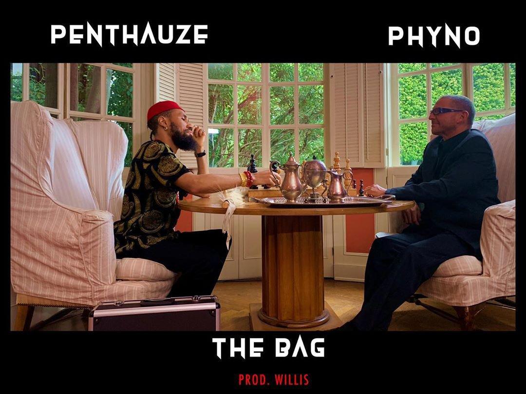 [Music] Phyno -- The Bag (Prod.Willis)