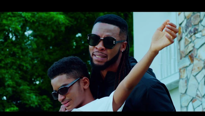 [Music + Video] Flavour ft Semah -- Mercy (Acoustic 2019)