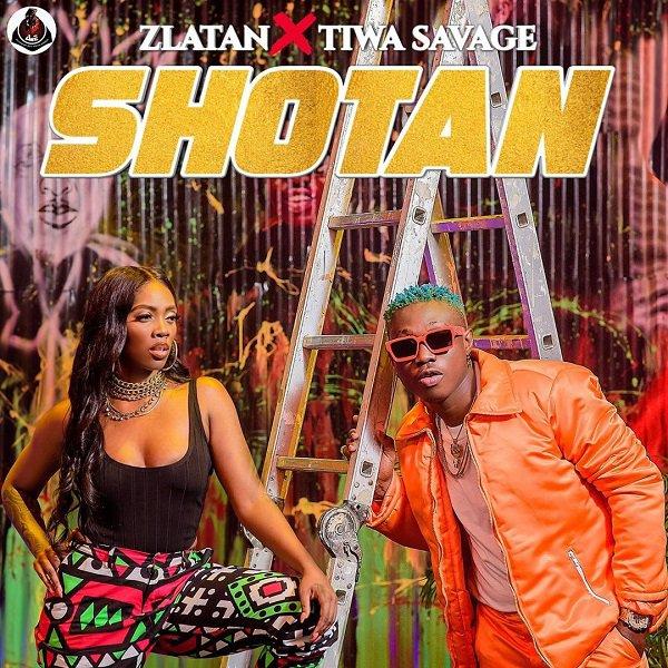 [Music] Zlatan Ibile ft Tiwa Savage -- Shotan