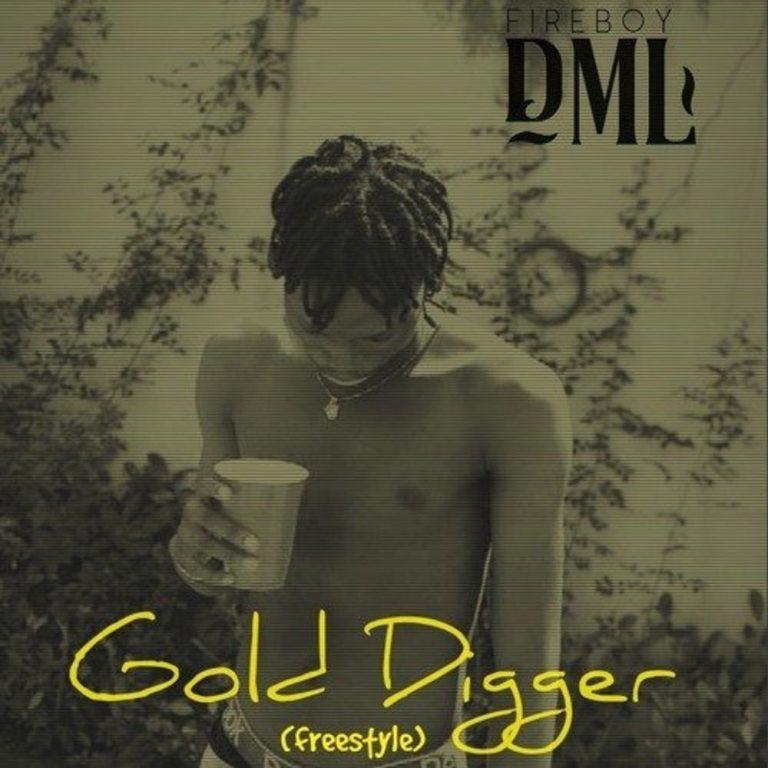 [Music] Fireboy DML -- Gold Digger (Freestyle)