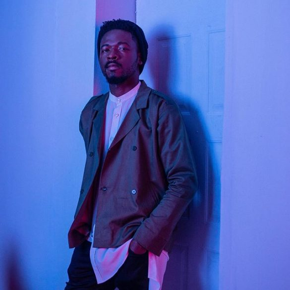 [Music] Johnny Drille -- Grace (Cover)