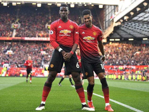 [Sports] Marcus Rashford & Ole Gunnar Solskjaer Explain Man Utd's Penalty Decision Process