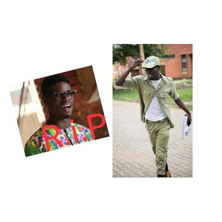Comedian Ibadan dies few weeks to the end of his NYSC