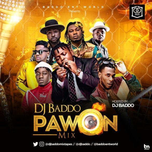 [Mixtape] DJ Baddo - Pawon Mix