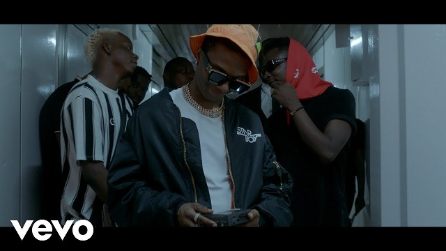 [Video] Wizkid - Ghetto Love