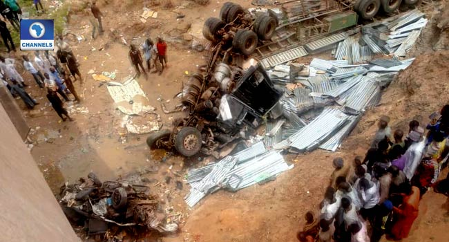Six confirmed dead in Gombe truck accident (See Photos)