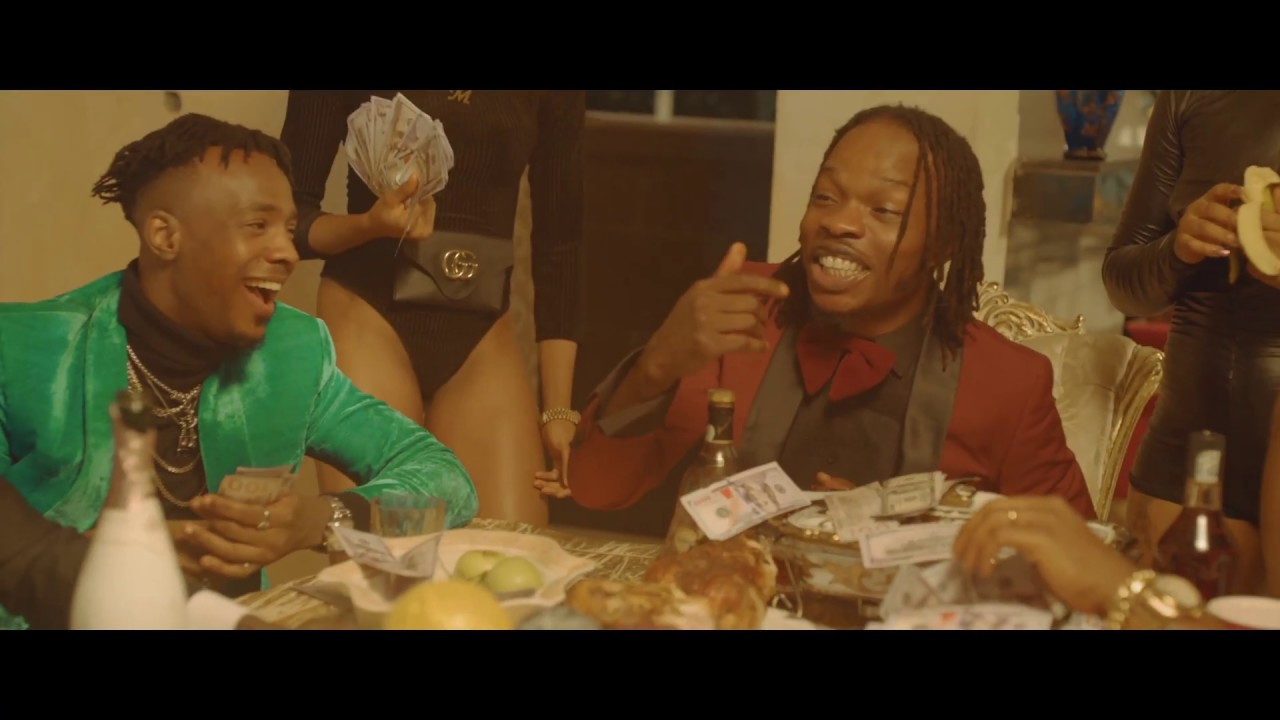 [Video] Naira Marley ft. Young John - Mafo
