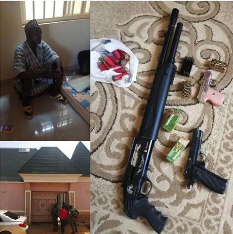 EFCC Arrests Ponzi Scheme Operators, Recover Firearms