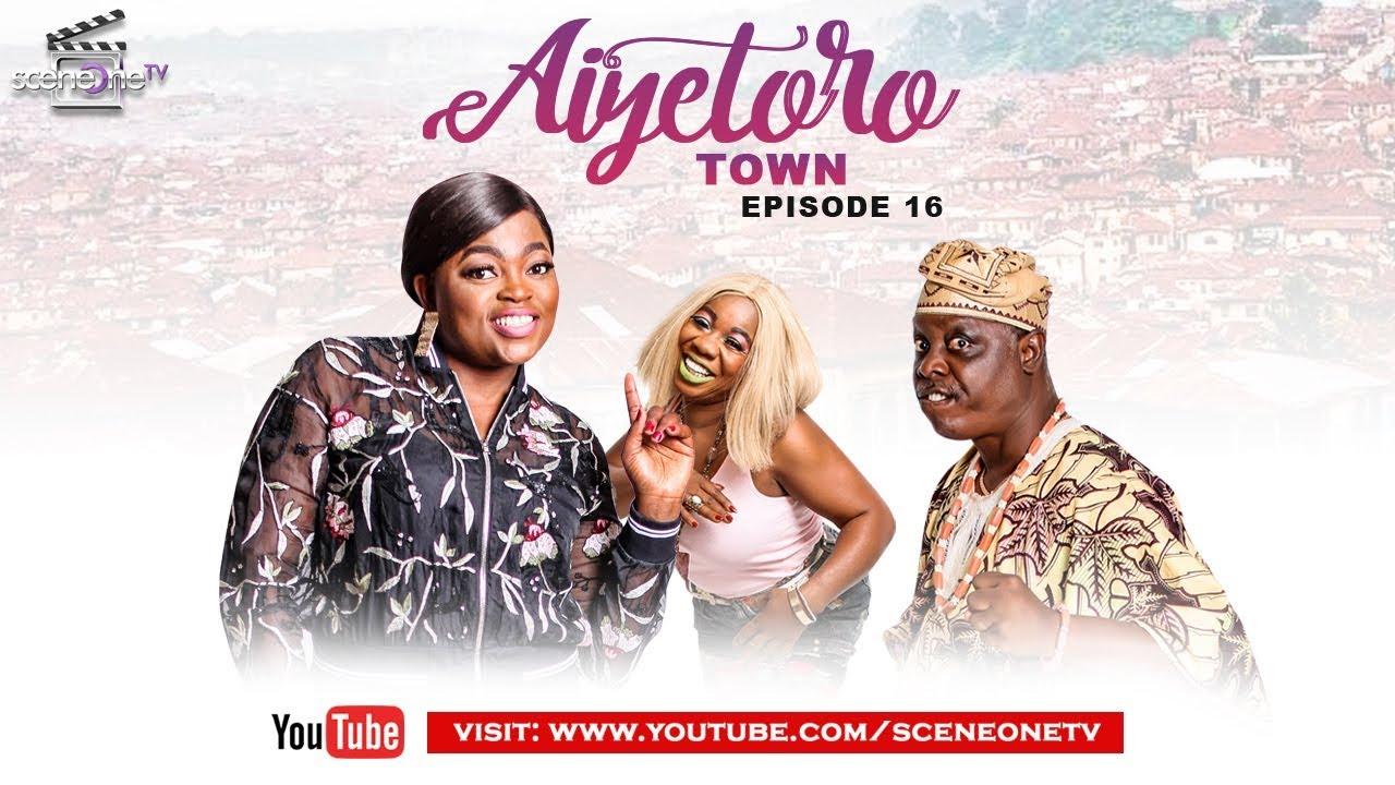 DOWNLOAD: Aiyetoro Town Episode 16 - Hustling