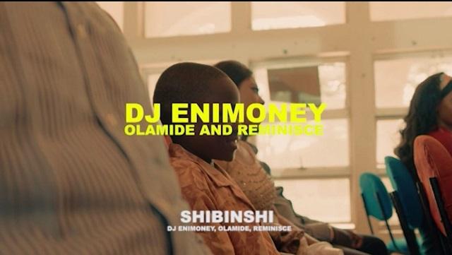 [Video] Dj Enimoney ft. Olamide x Reminisce - Shibinshi