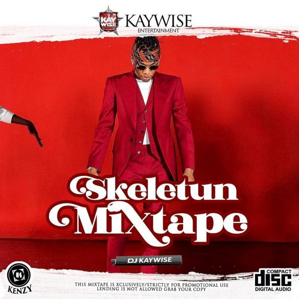 [Mixtape] DJ Kaywise - Skeletun Mixtape