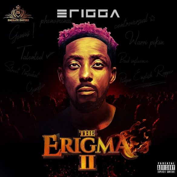 [Music] Erigga ft. Victor AD - Area To The World