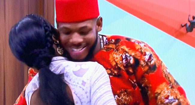 #BBNaija: Frodd Evicted From The Big Brother House