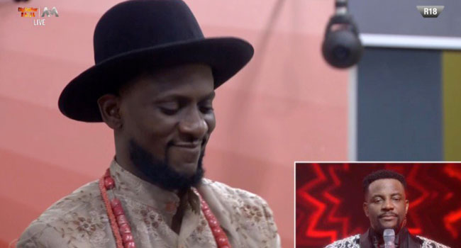 #BBNaija: Omashola Evicted From The Big Brother House