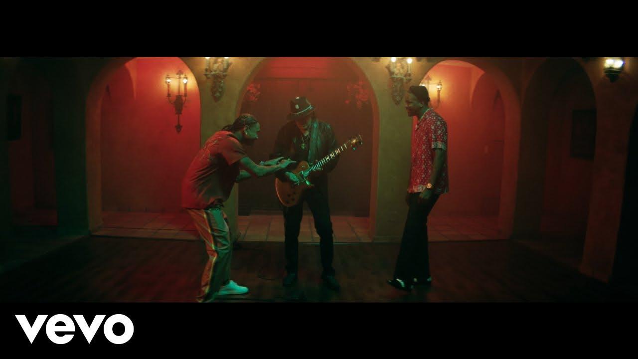 [Video] Tyga ft. YG x Santana - Mamacita