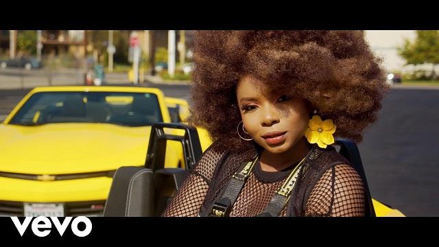 [Video] Yemi Alade - Vibe