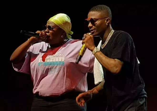"""I Am Pregnant And You Are The Father"" – Teni Writes To Wizkid"