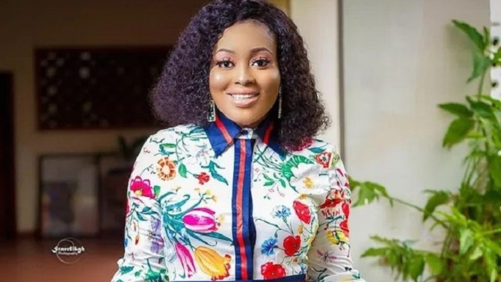 My Biggest Regret In Life Is Engaging In Lesbianism – Actress Abena Ghana