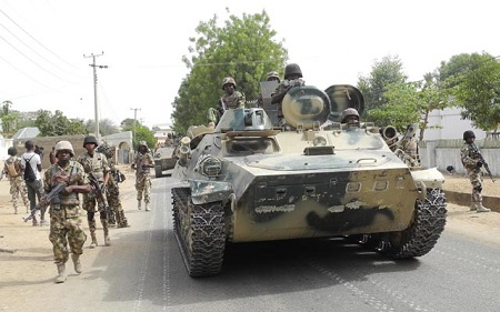 Court Orders Nigerian Army To Suspend Operation Positive Identification