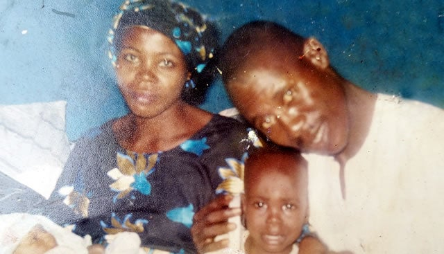 SO SAD: Grieving Husband Dies 24 Hours After Wife's Death (Photo)