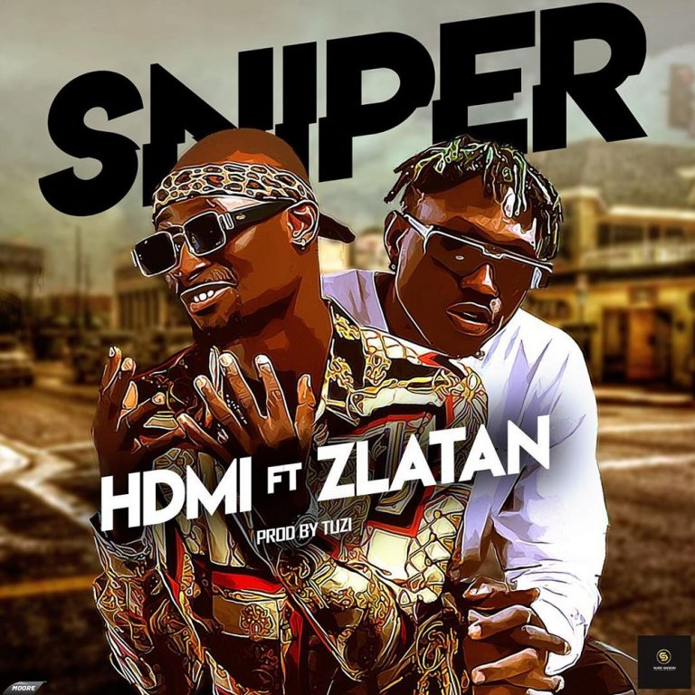 [Music] HDMI ft. Zlatan - Sniper