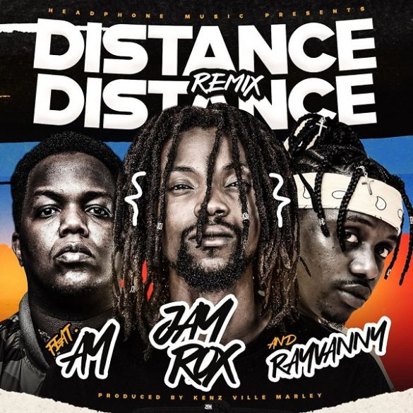 [Music] Jay Rox ft. Rayvanny x AY - Distance | VIDEO