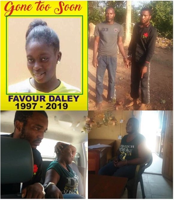 LASU Final Year Student Killed and Eaten by Her Friend and His Mom with the Help of a Prophet