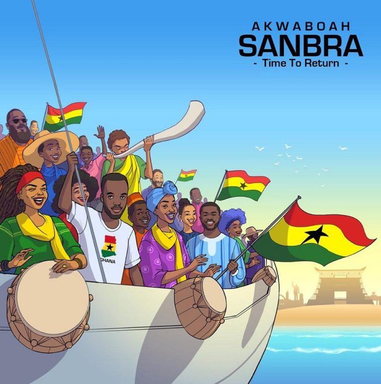 [Music] Akwaboah - Sanbra (Time To Return)
