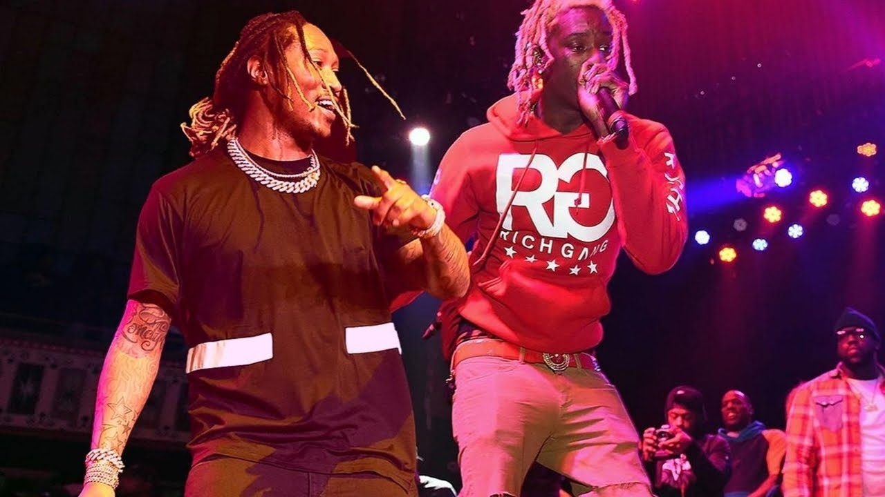 [Music] Future ft. Young Thug - Brinks Truck