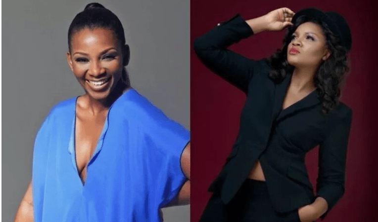 Childish rumors – Omotola Reacts to Alleged Beef with Genevieve