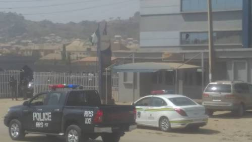 Banker, Others Arrested, One Killed in failed Abuja Bank Robbery (video)