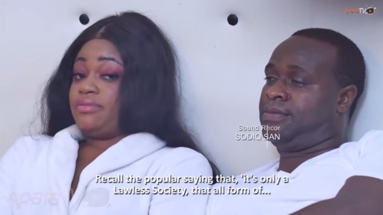 DOWNLOAD: Kilobirin Fe - Latest Nigerian Yoruba Movie