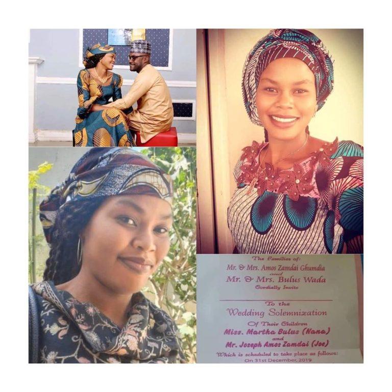 WICKED: Boko Haram Kills Lady, 5 Days to Her Wedding