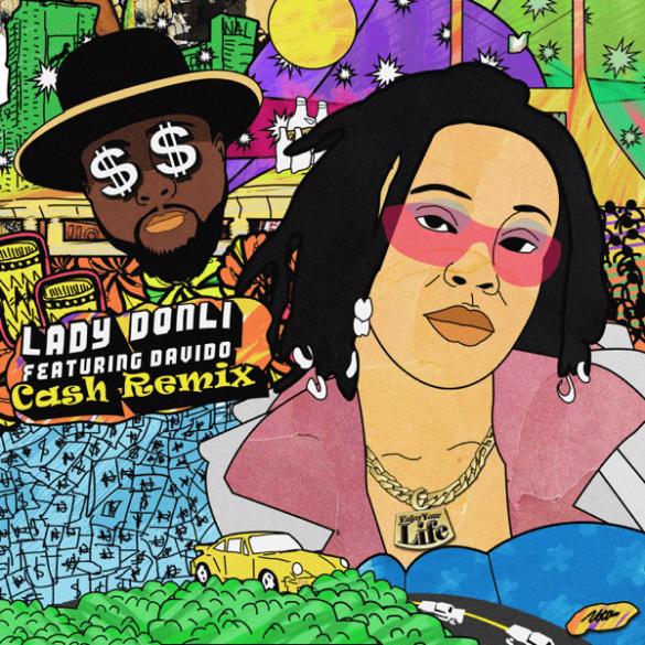 [Music] Lady Donli ft. Davido - Cash