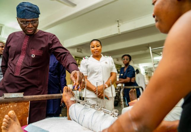 Lagos State Government rebuke hospitals who reject gunshot patients, plead with Medical personnel to be considerate
