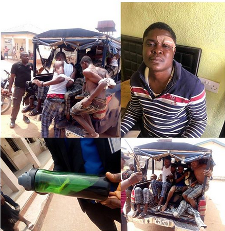 SAD: Students High On Drugs, Attacks Male Teacher In Delta State