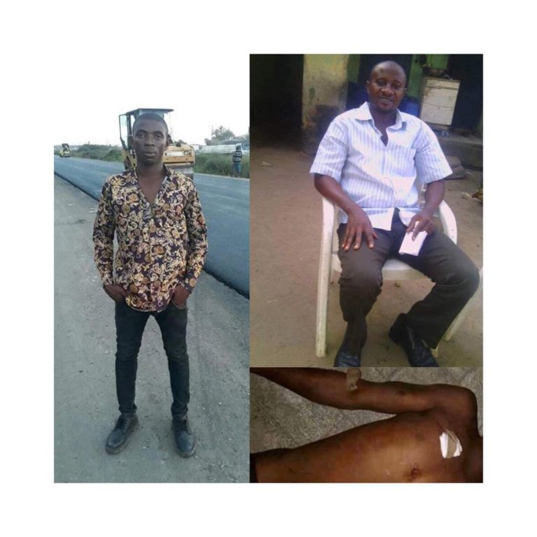 GRAPHIC: Uncle Stabs Nephew to Death for Quarreling with his Girlfriend
