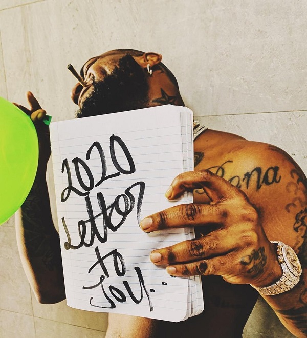 [Lyrics] Davido - 2020 Letter To You Lyrics