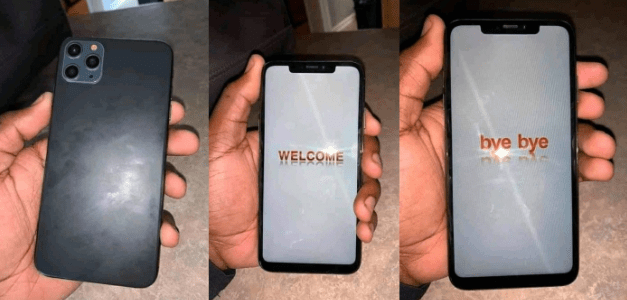 Man buys New iPhone 11 for 17k gets home and cries after he discovers something about it