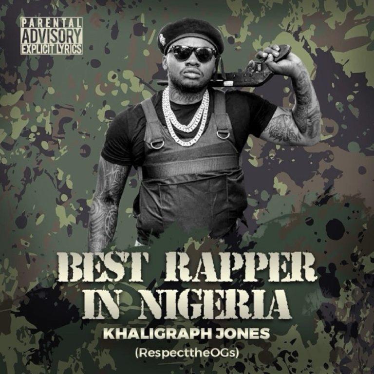 [Music] Khaligraph Jones - Best Rapper In Nigeria (Blaqbonez Diss)