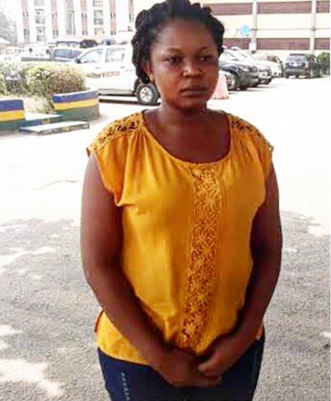 N10m Ransom: Lady connives with boyfriend to fake her own kidnap