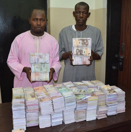 Currency Counterfeiters Nabbed With N45m Fake Notes