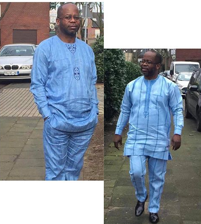 "Nigerian Man Stabbed To Death At His ""Money Office"" In Belgium"