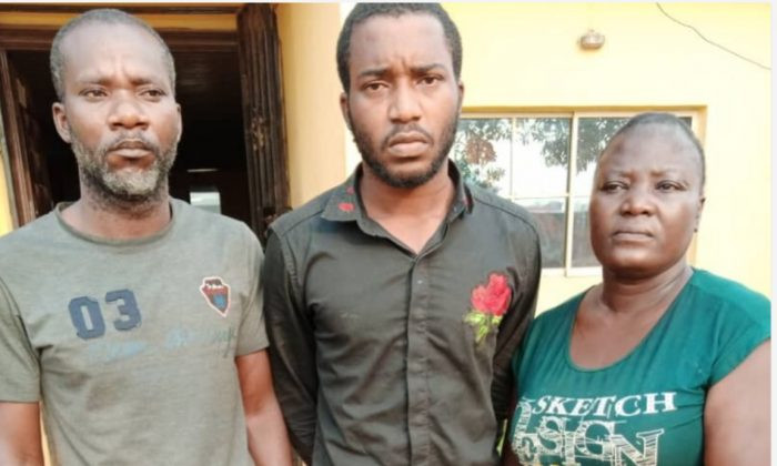 My son betrayed my trust – Woman who ate body parts of LASU final year student killed by her son, speaks (video)
