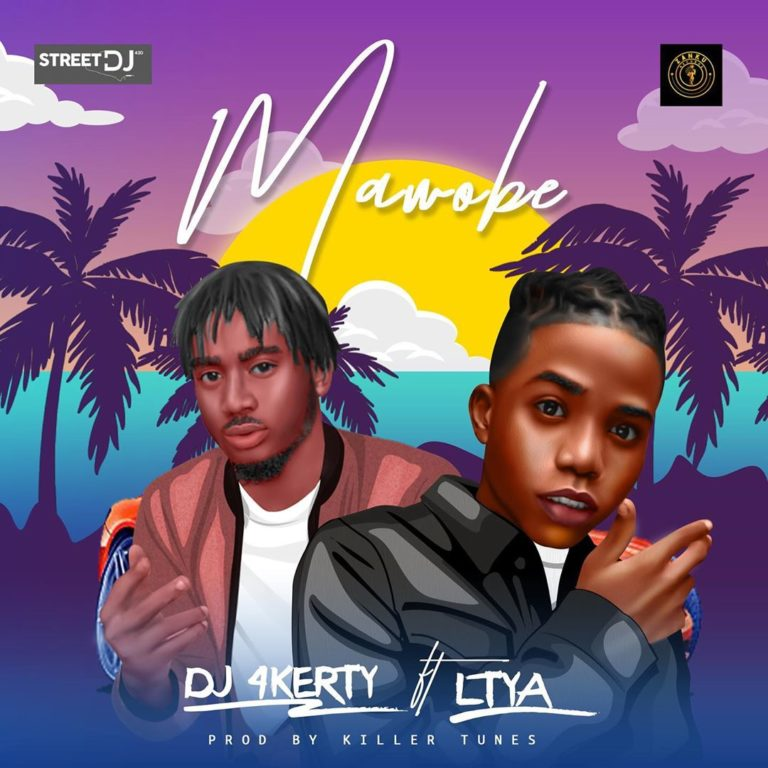 [Music] DJ 4Kerty ft. Lyta - Mawobe