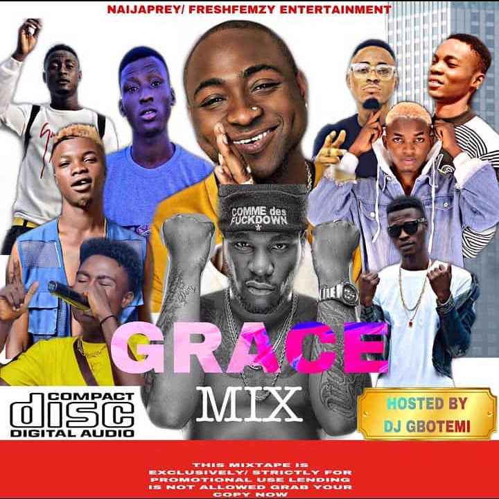 [Mixtape] NaijaPrey ft. DJ Gbotemi - Grace Mix (February Edition)